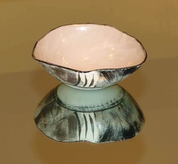 Porcelain Bowl by Susan Cohen Thompson