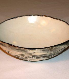 Ceramic bowl by Susan Cohen Thompson