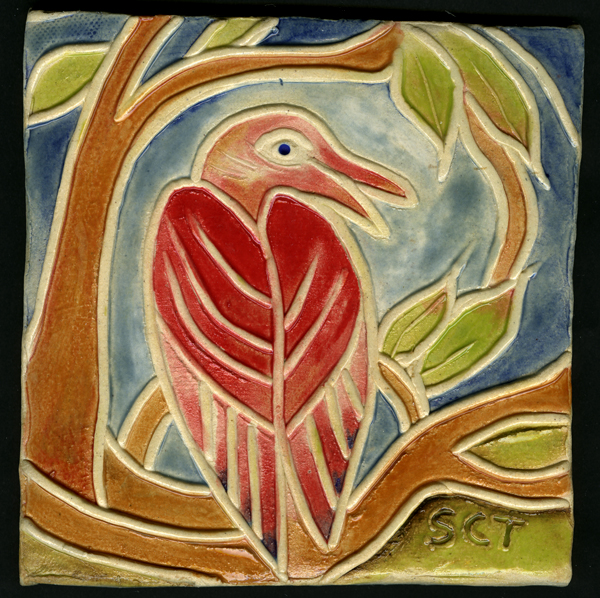 Handmade Ceramic Tiles « Susan Cohen Thompson